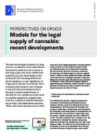 Models for the legal supply of cannabis