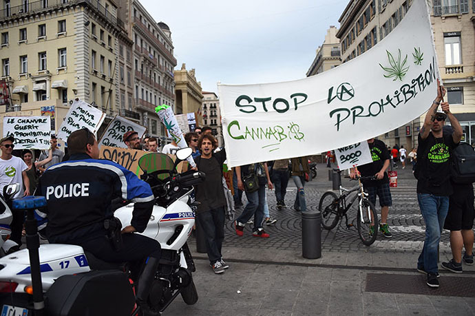 france legalisation