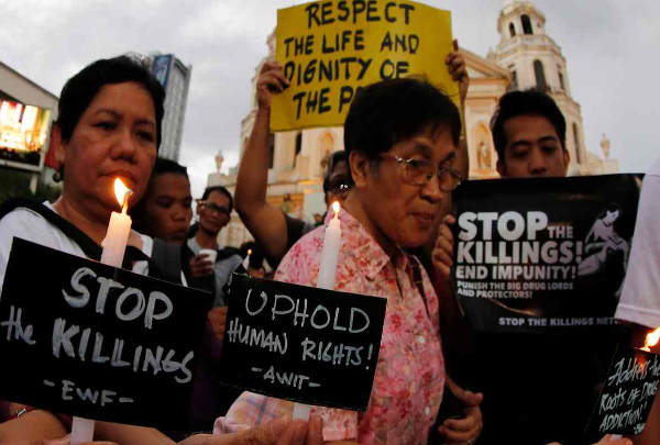 philippines human rights
